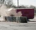 7.5Tonne truck hitting a KarabloK wall